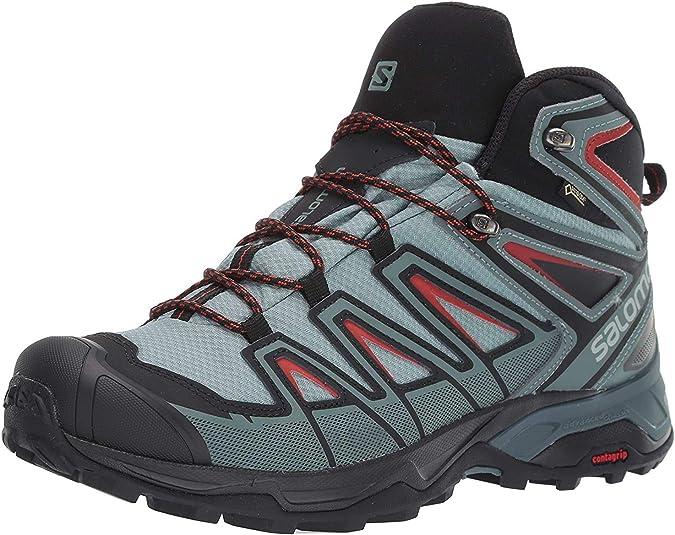 SALOMON X Ultra 3 Mid GTX, Botas de Senderismo para Hombre: Amazon.es: Zapatos y complementos