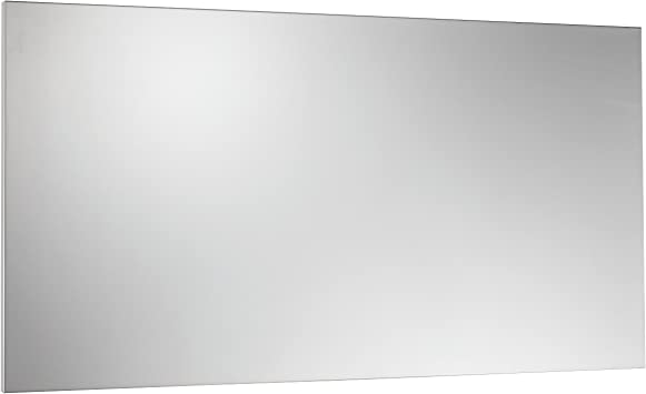 Steelmaster Magnetic Board With Dry Erase Pad Pen And Magnets 14 X 30 X 0 7 Inches Silver 270163050 Office Products