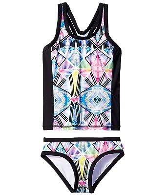 02cae2f5ad Seafolly Multicolor Swimsuit Children Galaxy Bliss Singlet Bikini:  Amazon.co.uk: Clothing
