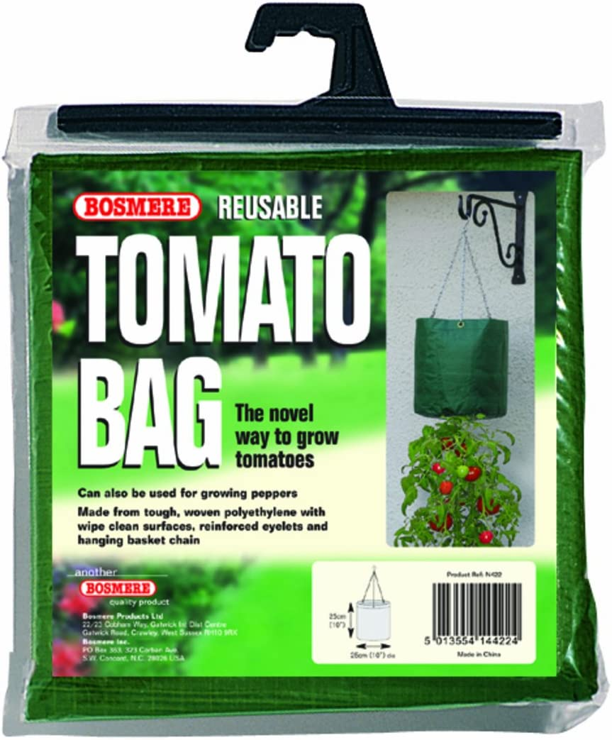 Bosmere N422 - Bolsa Colgante para Cultivo de Tomates: Amazon.es ...