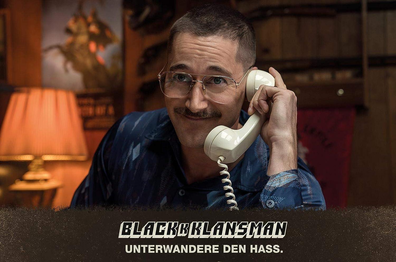 BlacKkKlansman [Alemania] [DVD]: Amazon.es: John David ...