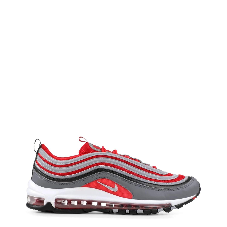 Nike Air MAX 97  Gym rot  Retro, Hausschuhe Deportivas de Hombre grau