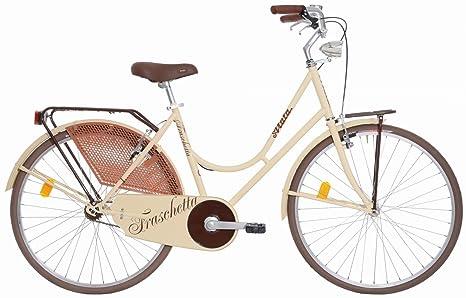 26 Pollici Damen Holland Bicicletta Atala Fraschetta 1 Gang Crema