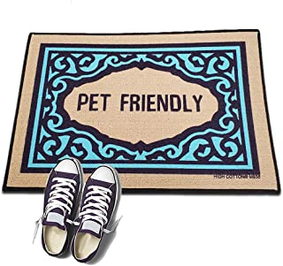product image for Pet Friendly - HIGH COTTON Welcome Doormat