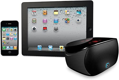 Logitech Mini Boombox for Smartphones, Tablets and Laptops – Black