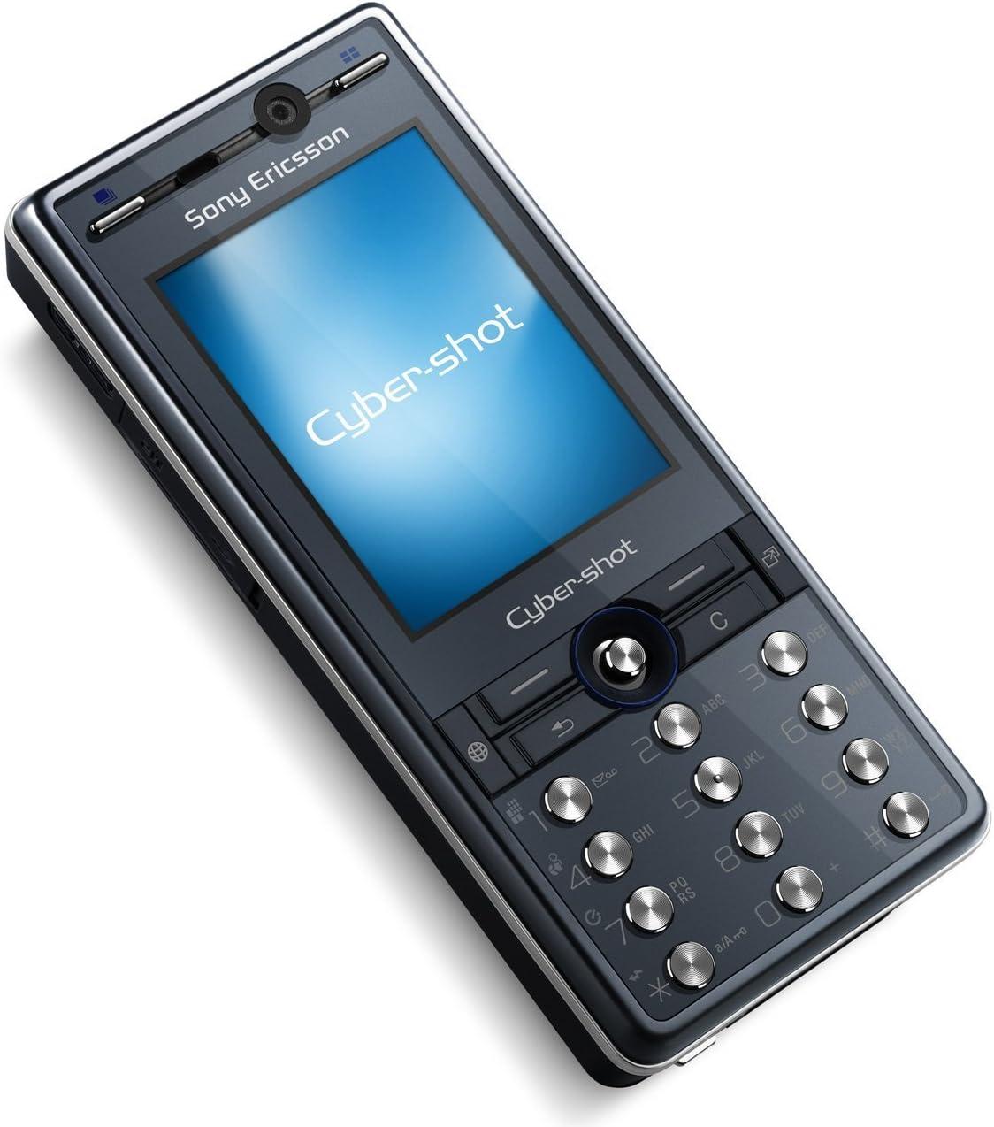 Sony Ericsson K810i Teléfono Móvil (Cámara de 3MP, UMTS, Bluetooth)