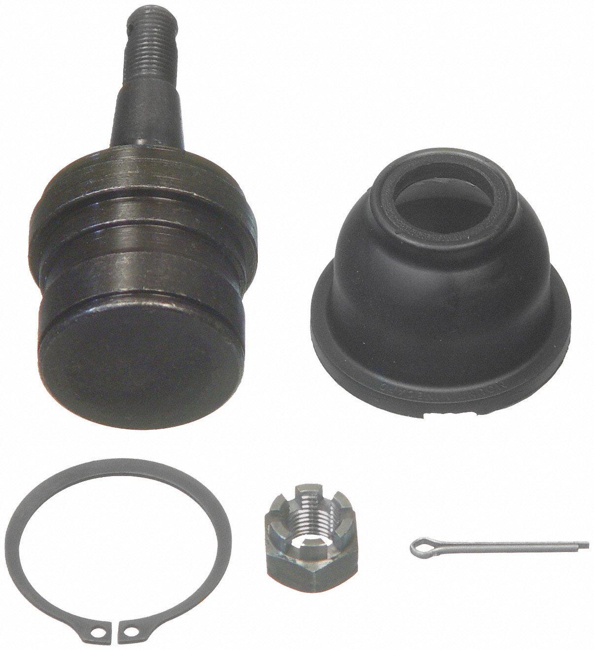 DLZ 4 Pcs Front Suspension Kit-2 Lower 2 Upper Ball Joint Compatible with 1997 1998 1999 Dodge Dakota 4WD 1998 1999 Dodge Durango 4WD K7242 K7267