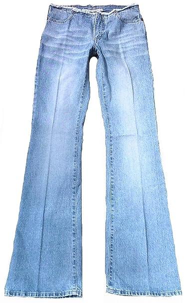 Fornarina Mujer Jeans Azul HONK Flecos Beach Club Flirt ...