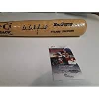Dave Winfield Autograph Signed Rawlings Baseball Bat JSA Authenticated Yankees - Autographed MLB Bats photo
