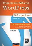 Créez vos sites Web avec WordPress (100% pratique)