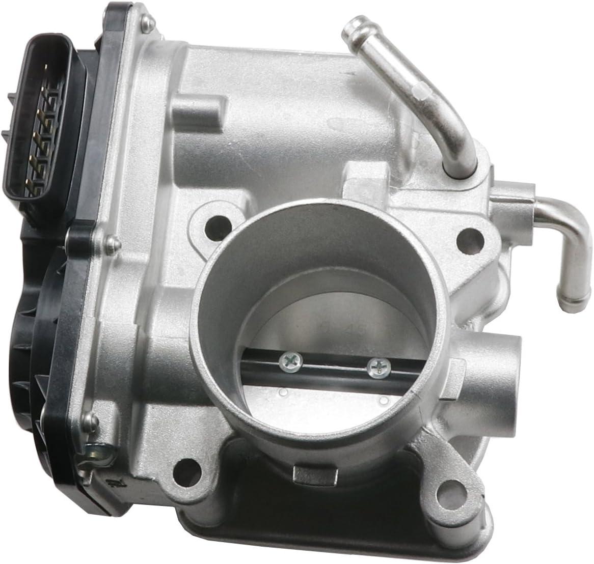 BECKARNLEY 154-0167 Throttle Body 1 Pack