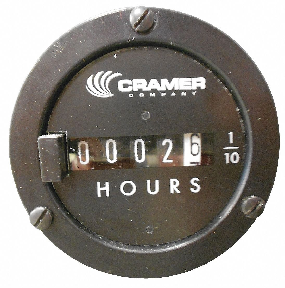 Hour Meter, For Use With Wide Belt Sanders