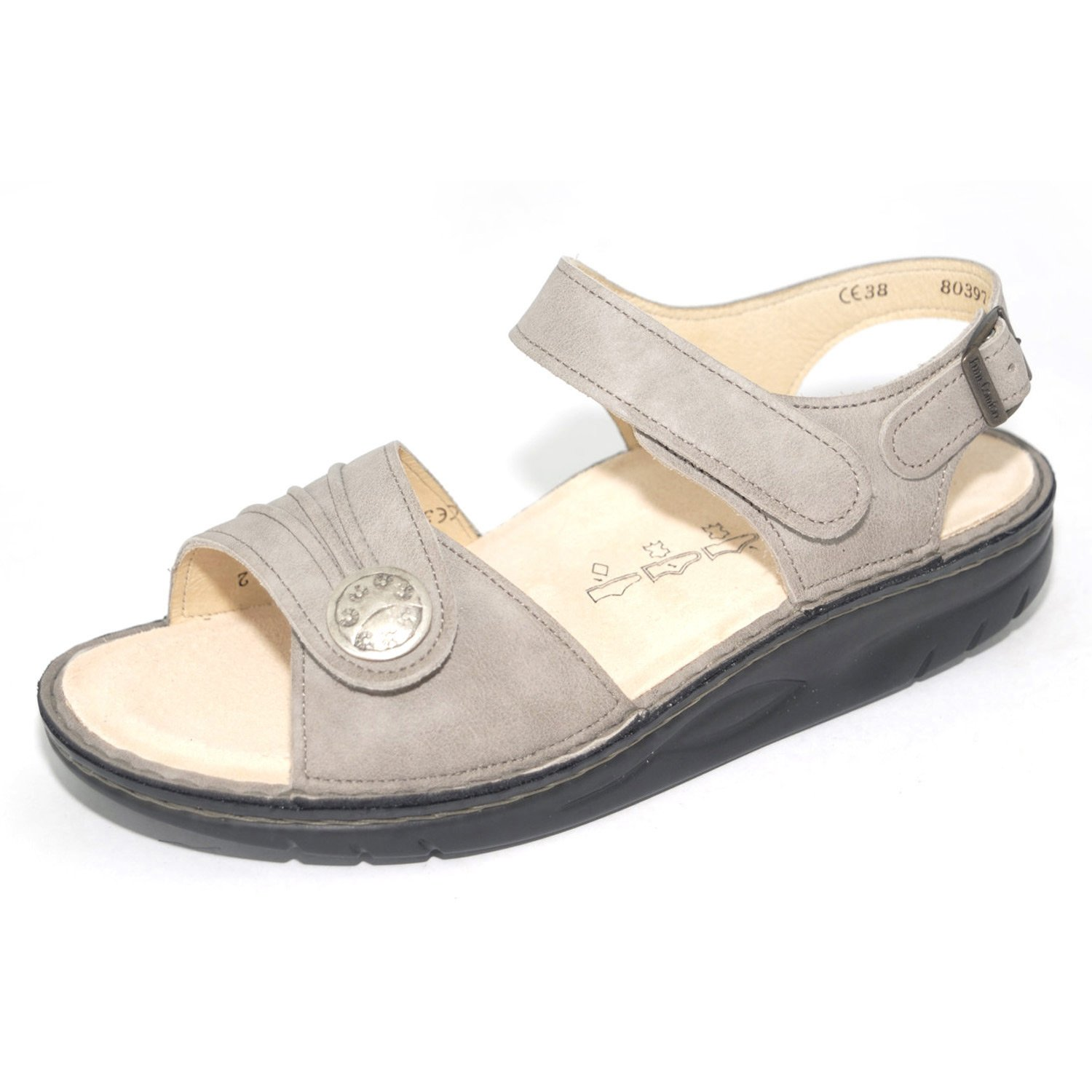 Finn Comfort Sausalito(Women's) -Saddle Maica Sale Outlet Locations hrLwgEY1