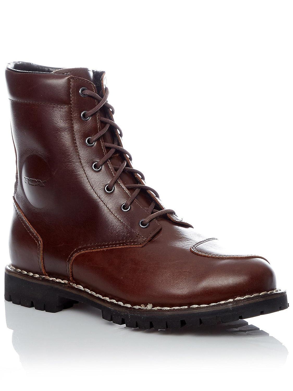 44 TCX Motorcycle Boots Hero WP Vintage Brown Vintage Brown
