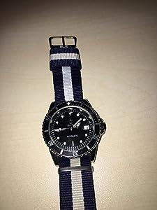 おしゃれな腕時計に変わりました。