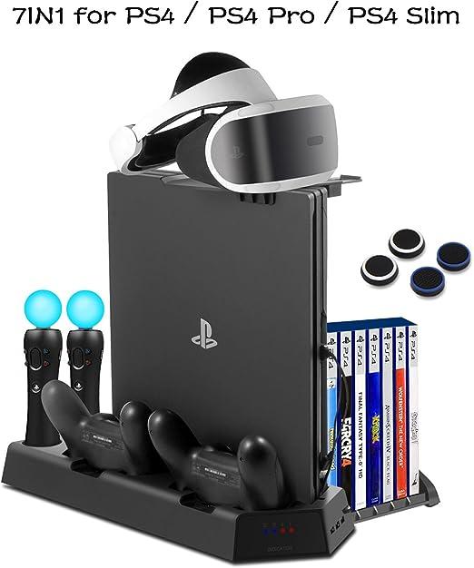 PS4 Ventilador de refrigeración vertical universal para ...