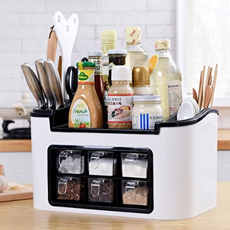 Amazon.com: KINGZHUO Multifunction Kitchen Countertop ...