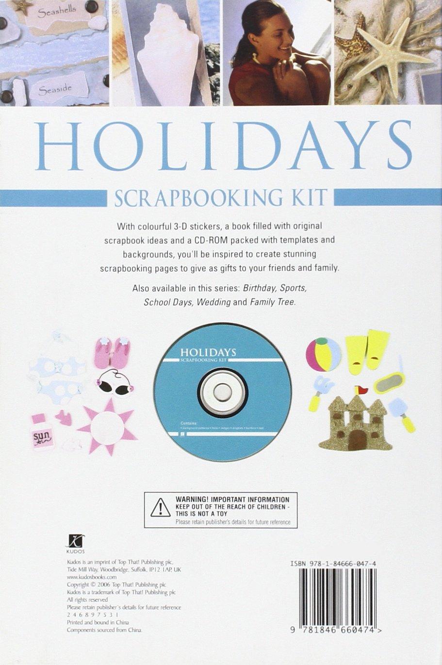 Scrapbook ideas china - Holidays Scrapbooking Kit Scrapbooking Kits Amazon Co Uk 9781846660474 Books