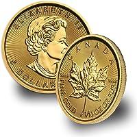 2019 1/10oz Canada Gold Maple Leaf $5 Brilliant Uncirculated