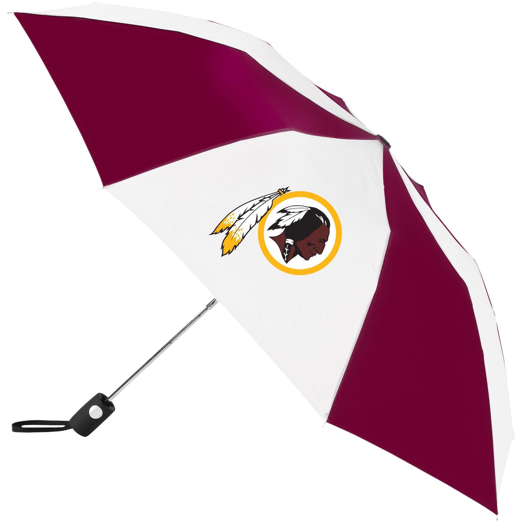 NFL Washington Redskins Auto Folding Umbrella
