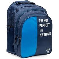 Chris & Kate Big 42 litres Comfortable Blue Casual Laptop Bag || College Bag || Backpack ||School Bag(CKB_182SE)