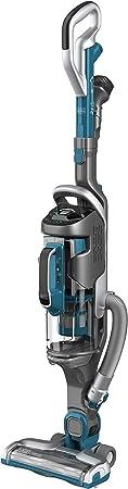 BLACK+DECKER CUA625BH-QW - Aspirador de escoba 2 en 1 sin cable 21.6V (2.5Ah) Multipower: Amazon.es: Hogar