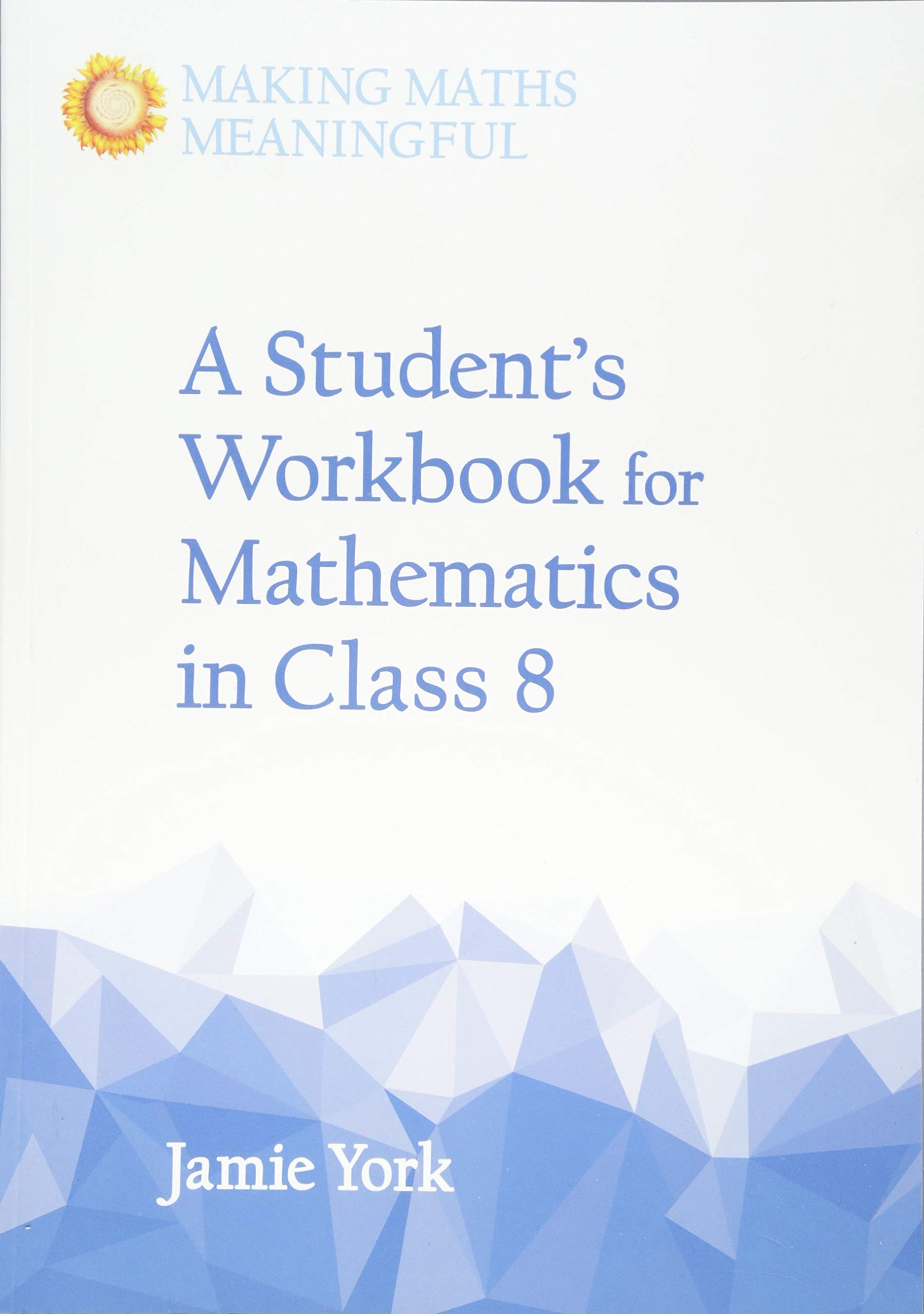 A Student's Workbook for Mathematics in Class 8 (Making Maths Meaningful) pdf