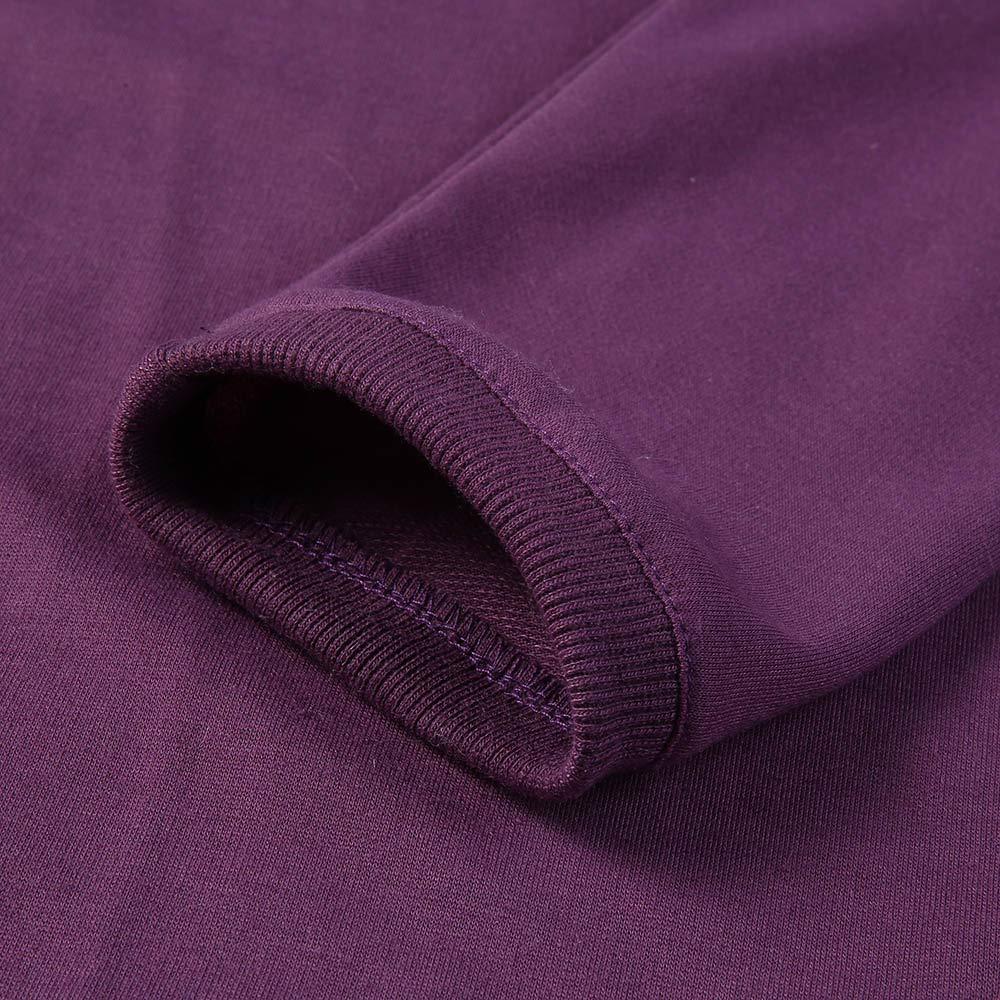 Paolian Pull Femmes Automne et Hiver Pull perl/é /à Manches Longues Chandail Chaud Confortable Mode Automne et Hiver S//M//L//XL