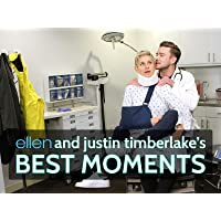 Ellen and Justin Timberlake's Best Moments