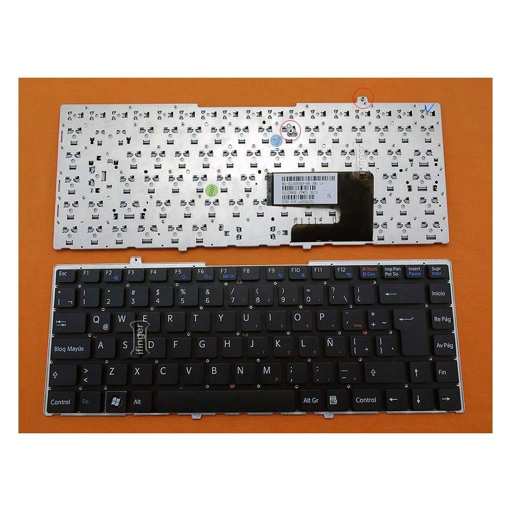 IFINGER Teclado Español Keyboard Nuevo Sony VAIO VGN-FW ...