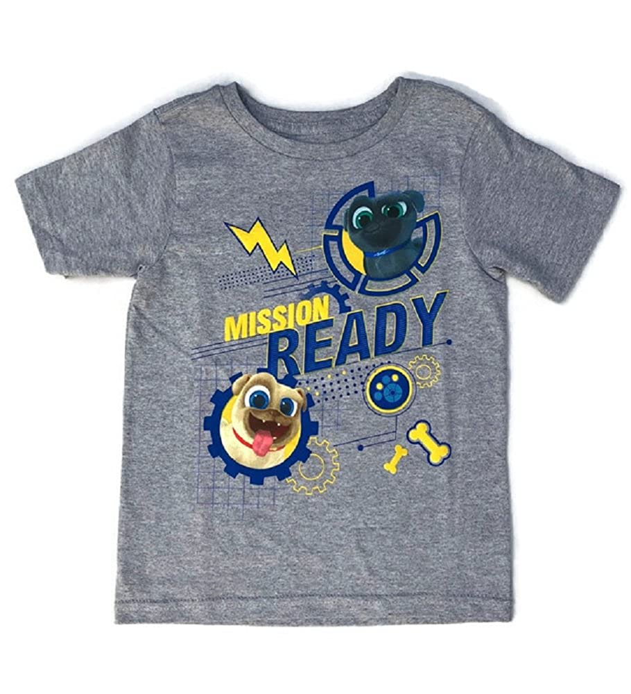 529dafb86 Amazon.com  Puppy Dog Pals Short Sleeve T-Shirt for Toddler Boys (4 ...
