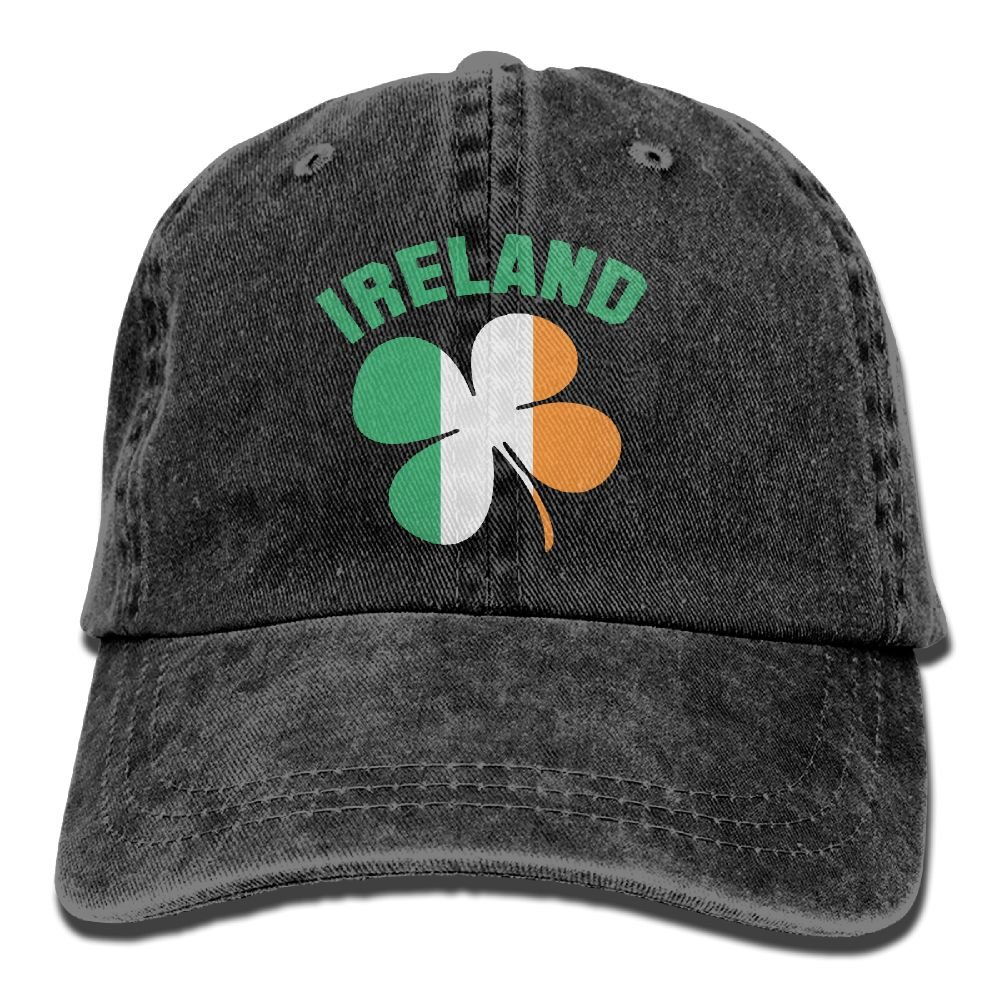St Patricks Day Irish Adult New Style COWBOY HAT