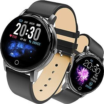 jpantech Pulsera de Actividad Smartwatch, Pulsera Inteligente ...