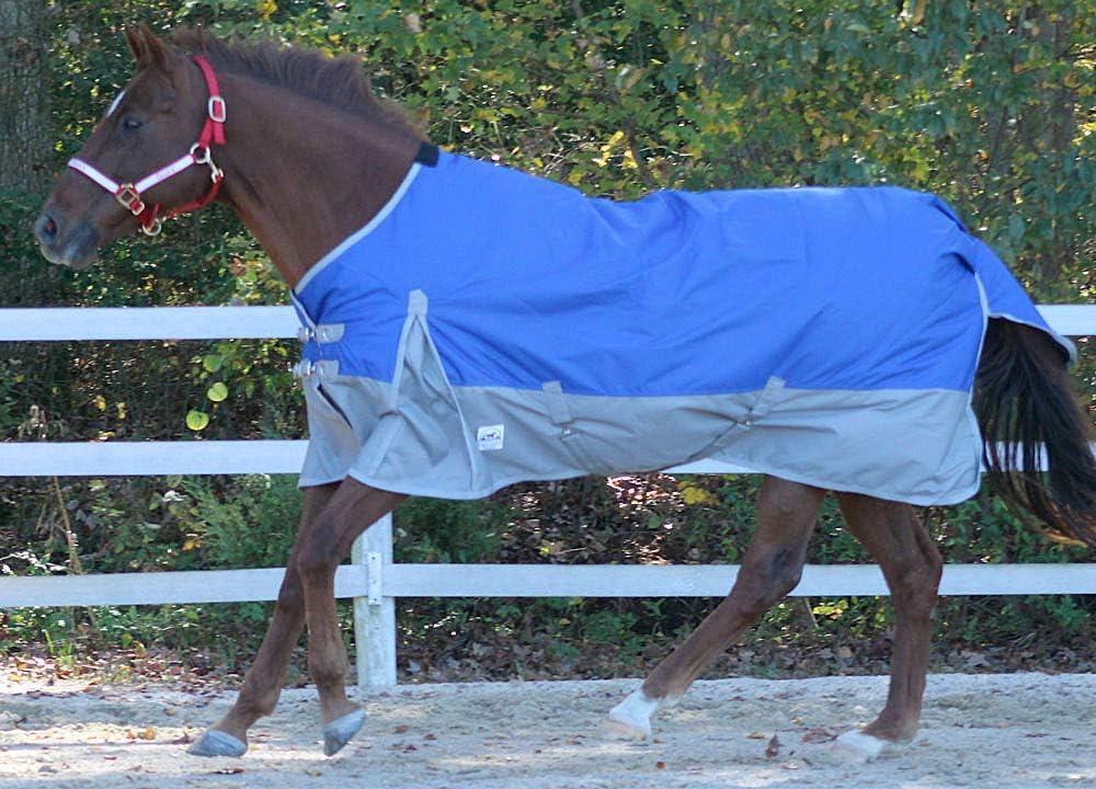 300 gr Fill Chicks Saddlery Rugged Ride 1200 Denier High Neck Heavyweight Turnout Blanket