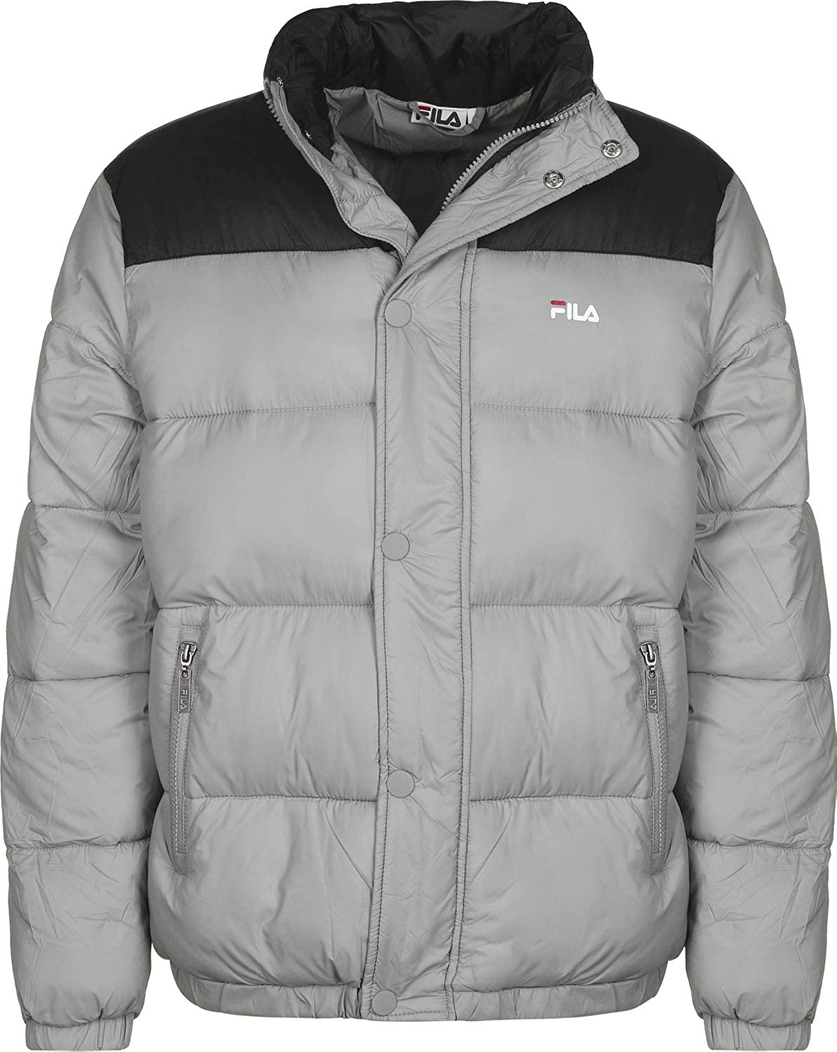 Fila Kurze Daunenjacke Herren Raith Puff Jacket 682371: Amazon.de ...