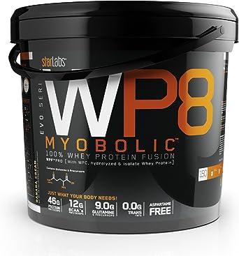 Starlabs nutrition wp8 myobolic 2.0, 4545gr. 10lb proteina ...