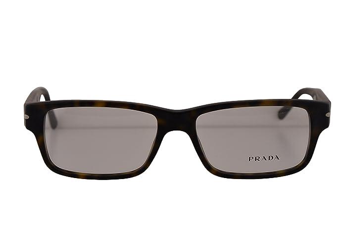 6e74c10e1b5 discount code for prada pr22rv eyeglasses 52 16 145 matte havana w demo  clear lens haq1o1