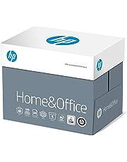 HP Kopierpapier Home und Office: CHP150, A4, 80g, 2.500 Blatt (5x500) – Allround Kopierpapier für Zuhause und Büro