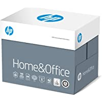 HP CHP150 Confezione da 2500 Fogli di Carta Comune Originale per Stampe Quotidiane nel Formato A4, Contiene 5 Risme da 500 Fogli Ciascuna, Materiale Cellulosa, Opaca, Bianca