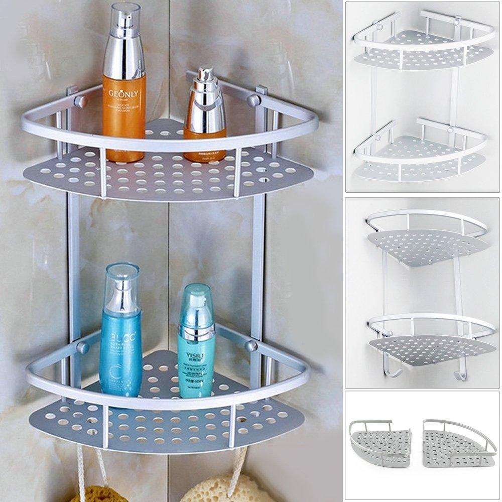 Shower Corner Shelves: Amazon.co.uk