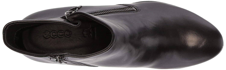 Ecco Damen SculptuROT 45 W Stiefeletten Blau (schwarz 1001) 1001) 1001) ce3dca