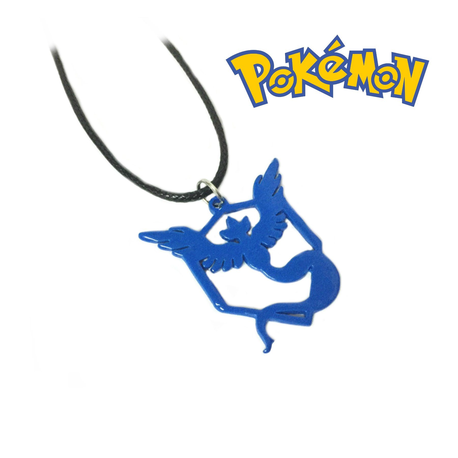 Pokemon Go Mystic Necklace Pendant Game Anime Cosplay by Athena Brands by Athena Brand (Image #2)