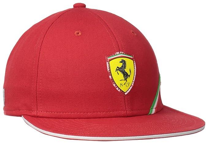 Amazon.com: Puma Hombre Ferrari SF gorra de, talla única ...