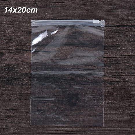 Dragonface 5 PCS Claro El Paquete de plástico de Tela del ...