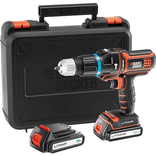 Preciso diseñado Black & Decker SX-MULTiEVO 18 V inalámbrico ...