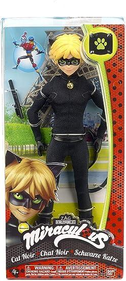 Jouet ladybug chat noir Miraculous Ladybug