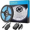 Minger 16.4-Foot Dimmable LED Light Strip