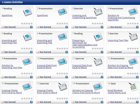 Amazon.com: Microsoft Excel 2013 MOS Certification Training ...