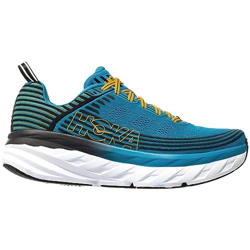 Hoka One One Bondi 6 Running Shoes Men Dresden BlueBlack Schuhgröße US 10 | EU 44 2019 Laufsport Schuhe
