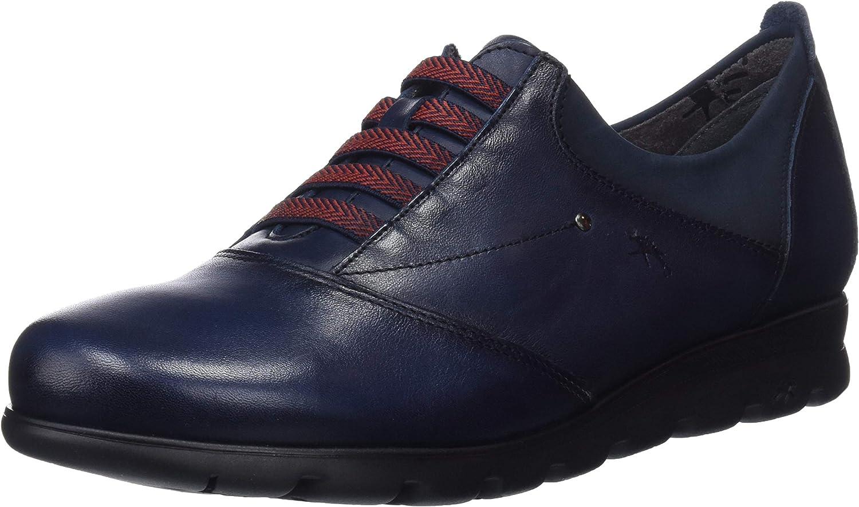 Fluchos Susan, Zapatos de cordones derby Mujer, 38